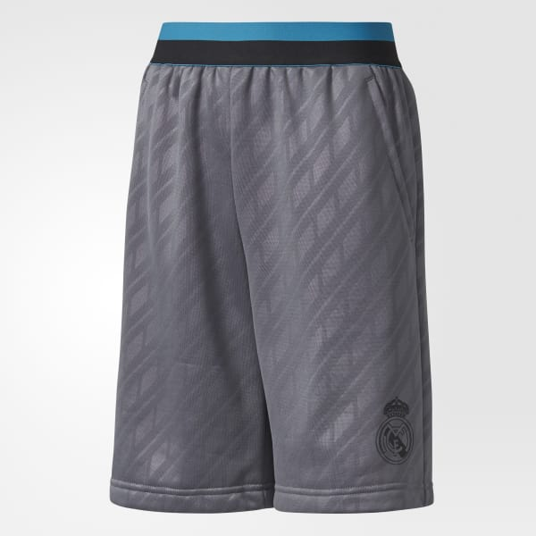 Real Madrid Shorts Grey CE8955