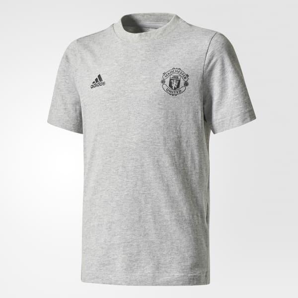 T-shirt Manchester United Grigio CE8891