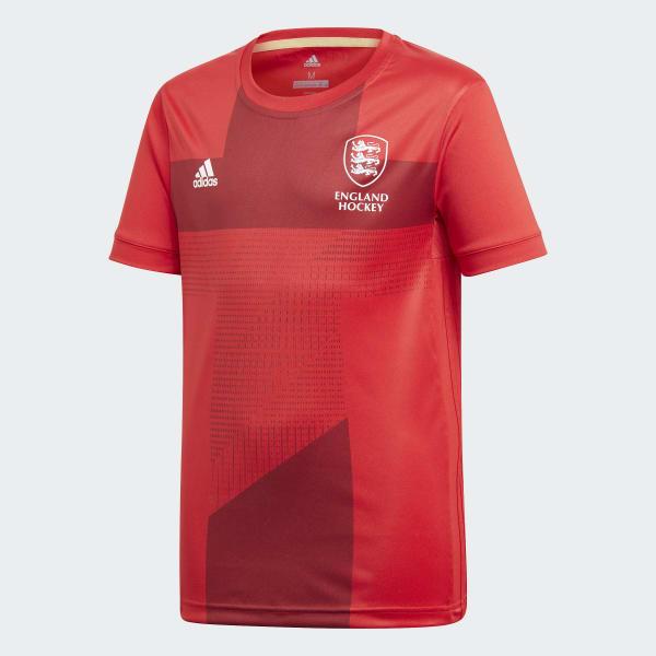 Camiseta Londres Rojo DW4332