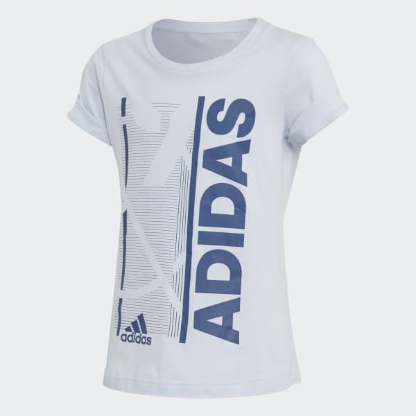 T-shirt ID Field Lineage Blu CF6744