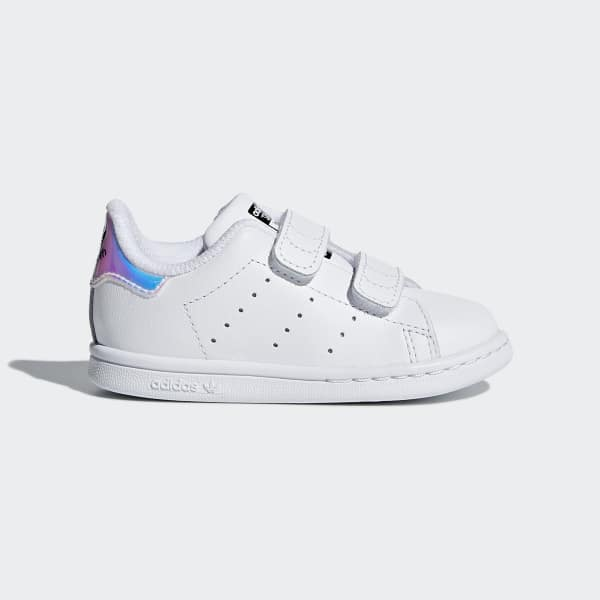 Stan Smith Shoes Silver AQ6274