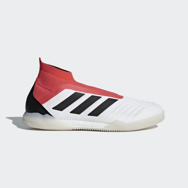 Predator Tango 18+ Indoor Cleats White CM7671
