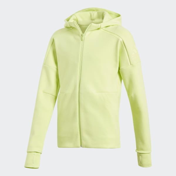adidas Z.N.E. 2 Hoodie Yellow CF6686
