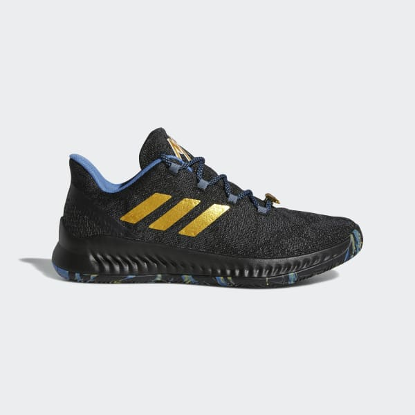 Harden B/E X MVP Shoes Black F36813