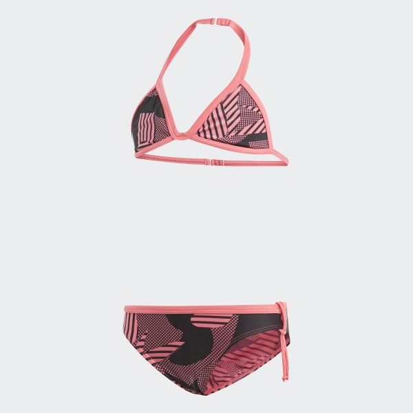 Bikini Striped Rosa CV4670