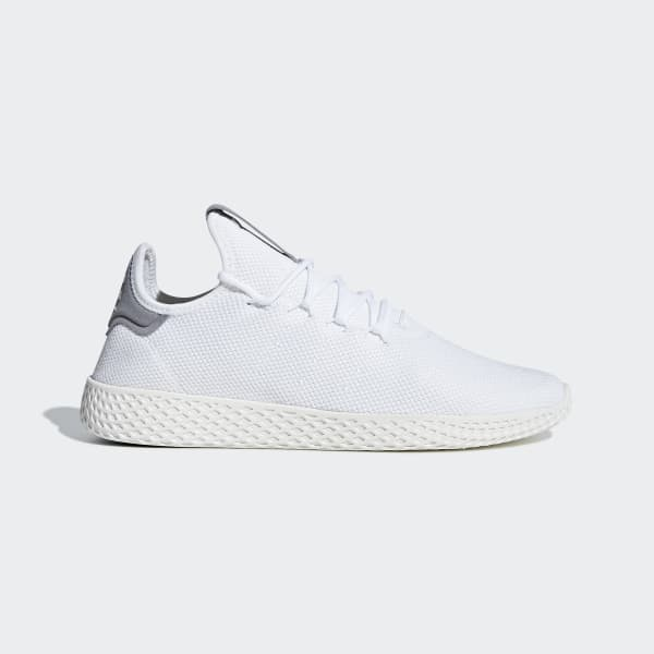 Chaussure Pharrell Williams Tennis Hu blanc B41793