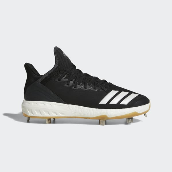 Icon 4 Cleats Black CG5157