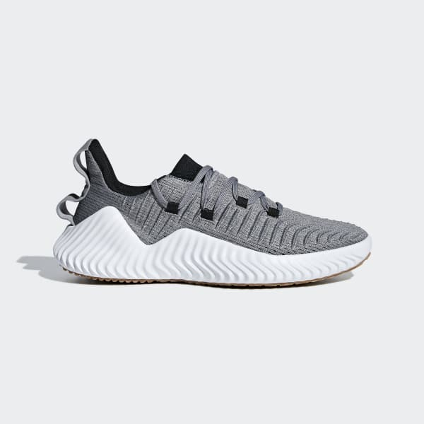 Alphabounce Trainer Gris BB6949