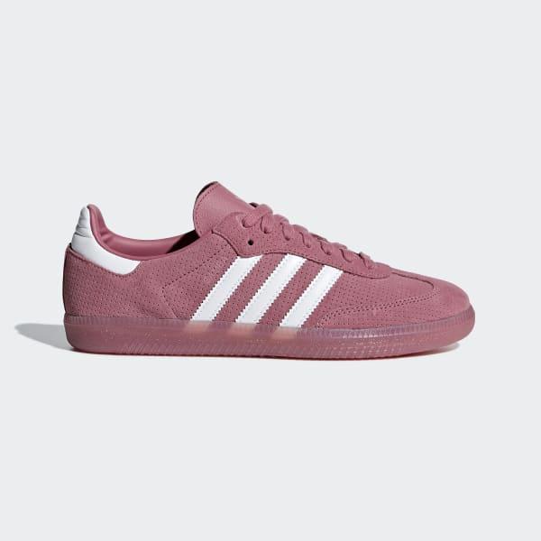 Samba OG Schoenen roze B44684