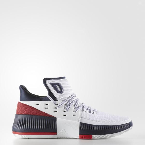 Dame 3 Schuh weiß BY3762
