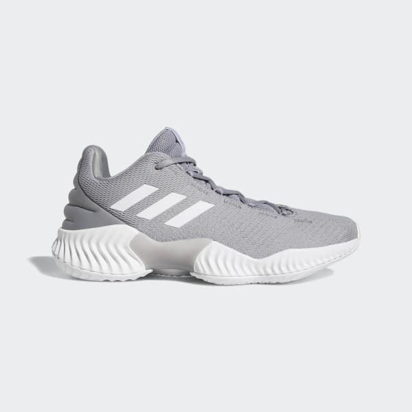Pro Bounce 2018 Low Shoes Grey AH2676