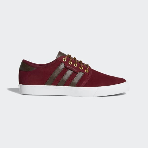Chaussure Seeley rouge DB0414