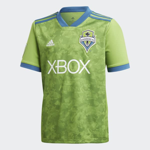 Seattle Sounders FC Home Replica Jersey Green CD3694