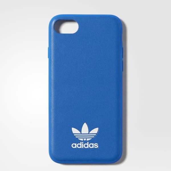 Basic Logo Case iPhone 7 blau CH8858