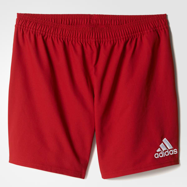 Classic 3-Stripes Rugby Shorts Red A96674