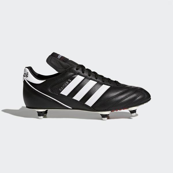 Bota de fútbol Kaiser 5 Cup Negro 033200