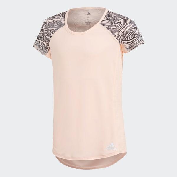 T-shirt Running Arancione DJ1097