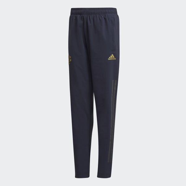 Manchester United Ultimate Training Pants Blue CW7581