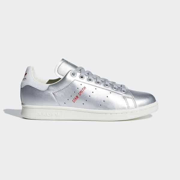 Sapatos Stan Smith Prateado B41750