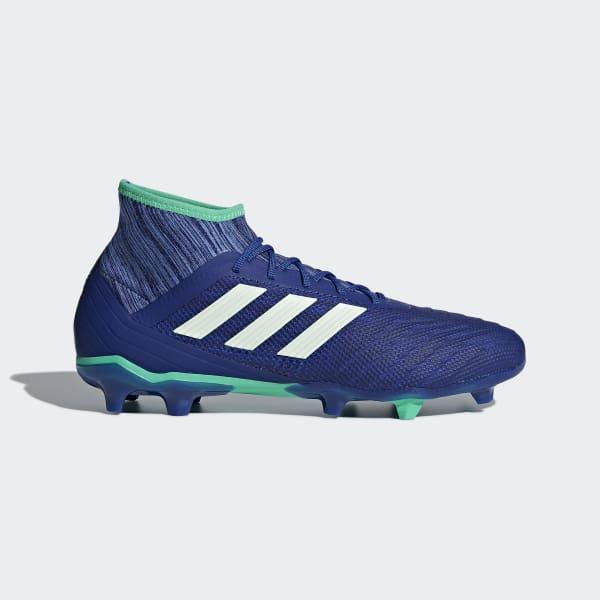 Predator 18.2 FG Fußballschuh blau CP9293