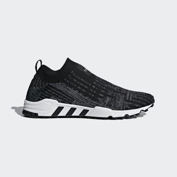 EQT Support Sock Primeknit Schuh schwarz B37526