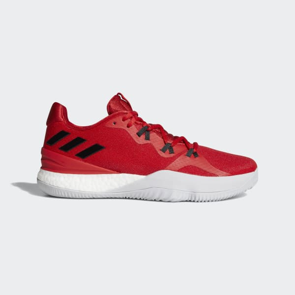 Crazylight Boost 2018 Shoes Red DB1069