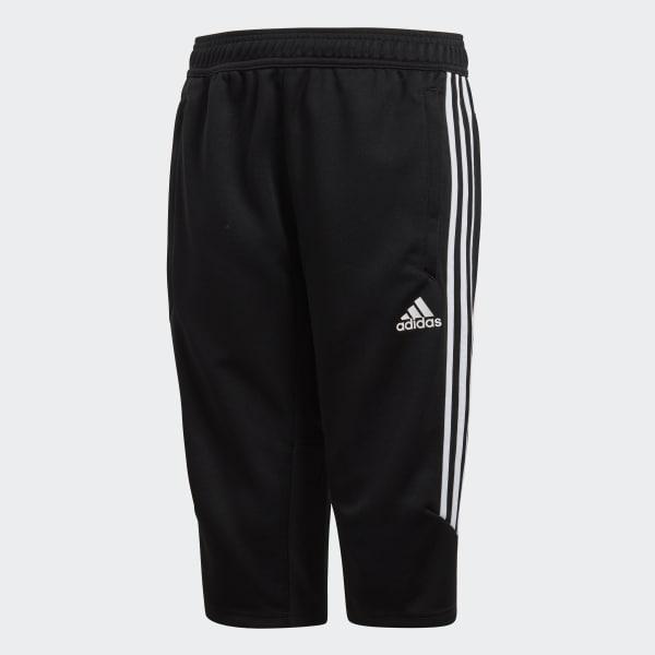 Tiro 17 Three-Quarter Pants Black BS3707