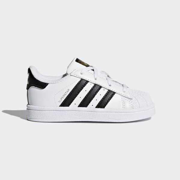 Chaussure Superstar blanc BB9076