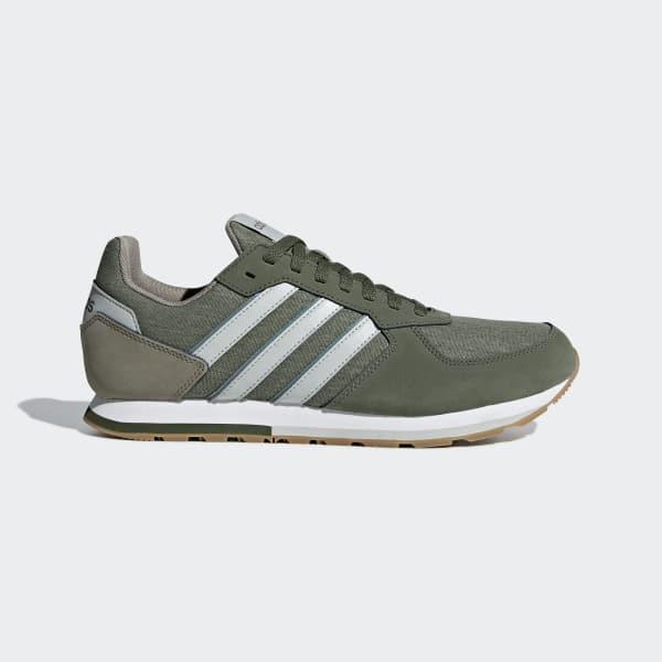 8K Shoes Grön B44702