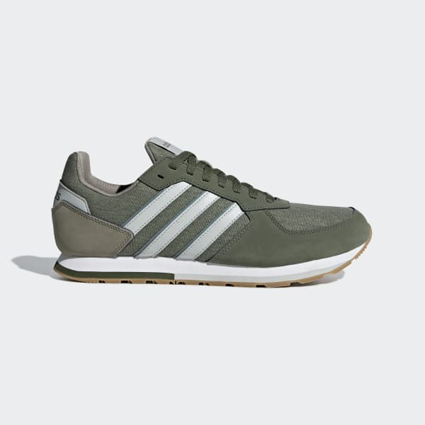Sapatos 8K Verde B44702