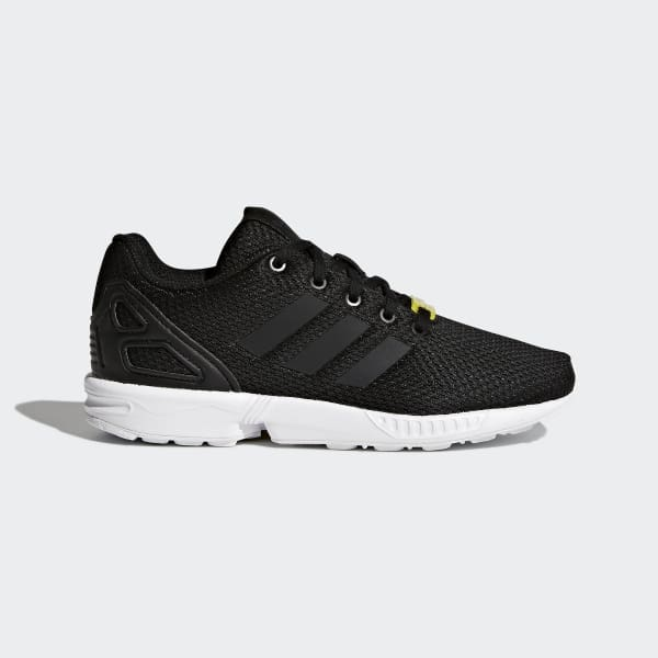 ZX Flux Shoes Black S76295