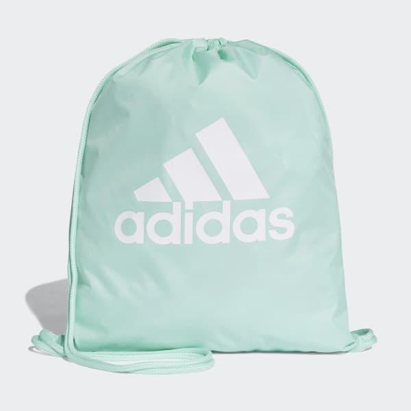 Performance Logo Gym Bag Turquoise DM7664