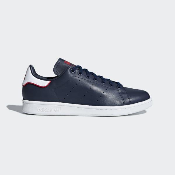 Chaussure Stan Smith bleu B37912