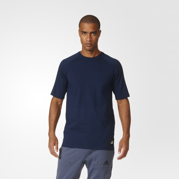 City Photo T-Shirt blau AY1690