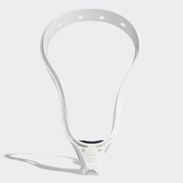 EQT D-Monic Lacrosse Head White AI7191