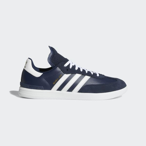Samba ADV Schuh blau B22741