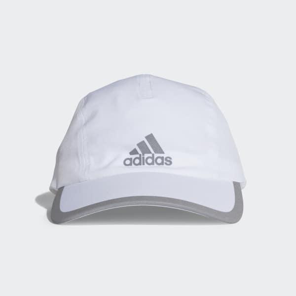 Cappellino Climalite Running Bianco CF9629