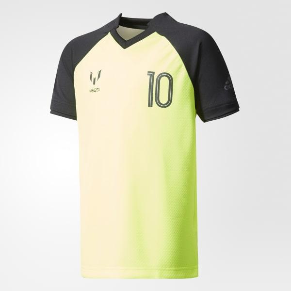 Messi Icon Tee Yellow CE9299
