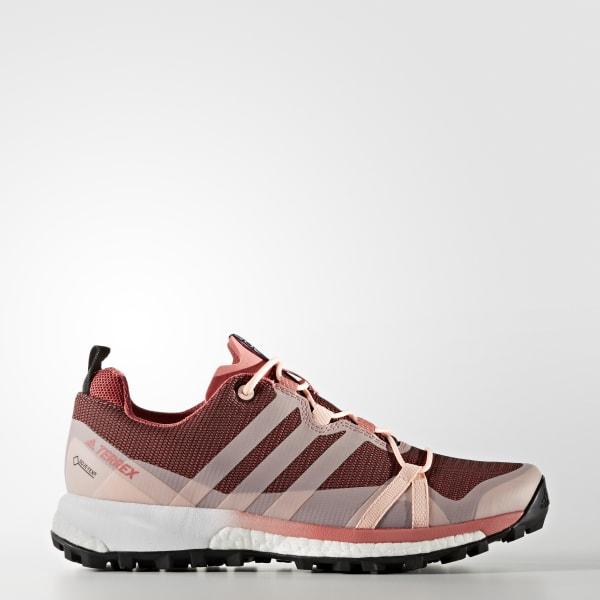 TERREX Agravic GTX Shoes Pink BB0970