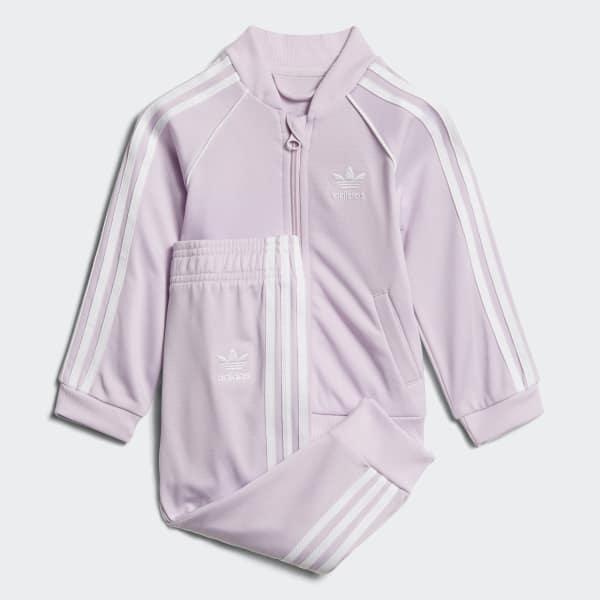 SST Track Suit Pink CE1981