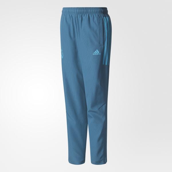 Pantaloni UCL Real Madrid Blu CF4388