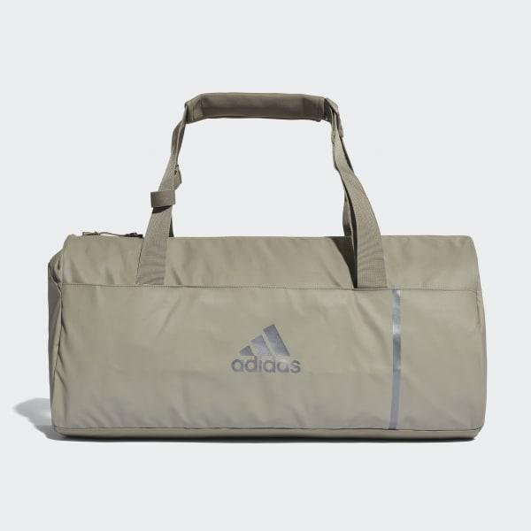 Convertible Training Duffel Bag Medium Green CF3273