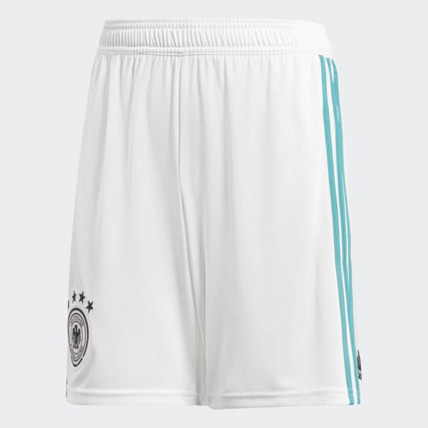 Germany Away Shorts White BR3157