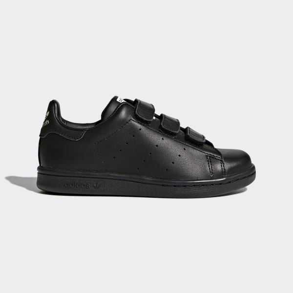 Stan Smith Schuh schwarz M20606