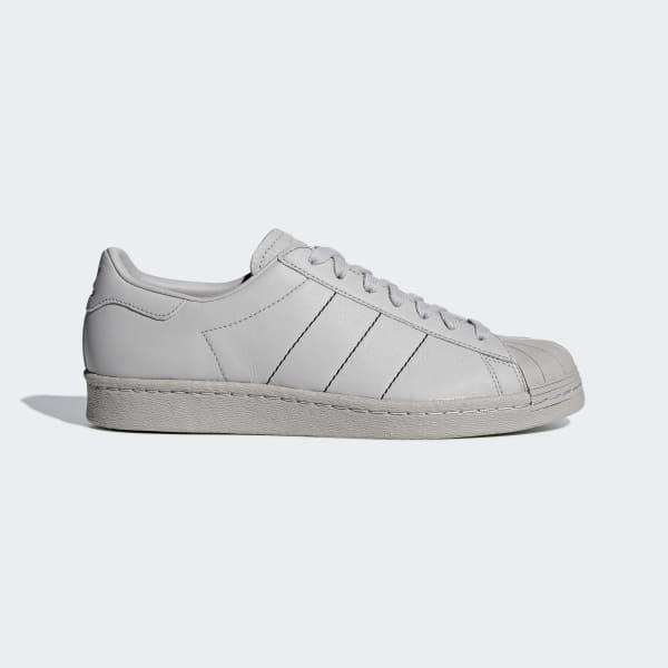 Superstar 80s Schuh grau BB7774