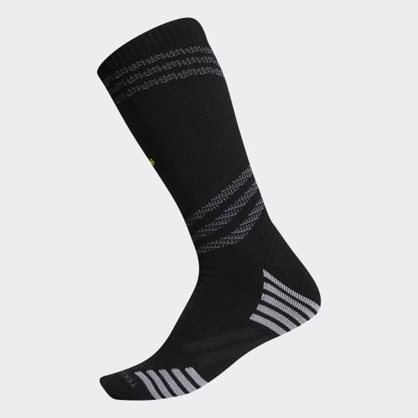 Speed Mesh Team Crew Socks Black CJ5853