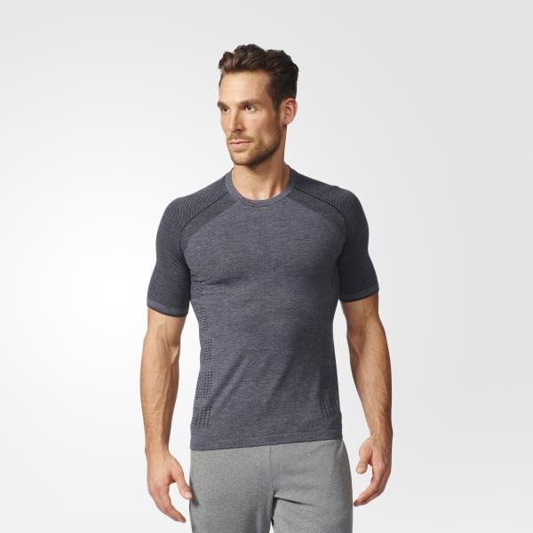 Primeknit Wool Tee Grey AZ2881
