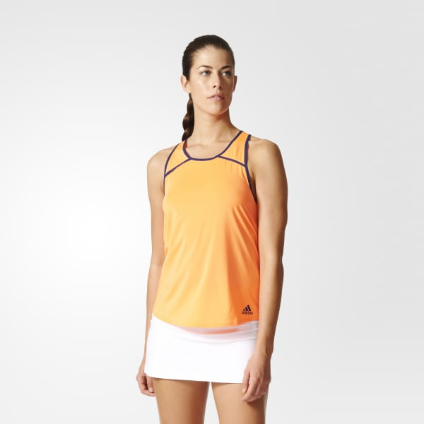 Club Tank Top Orange BK0719