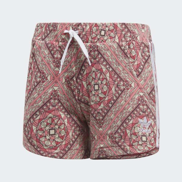 Pantalón corto GRPHC Multicolor CE1118