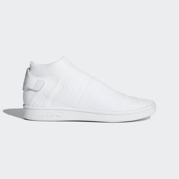 Chaussure Stan Smith Sock Primeknit blanc CQ2902